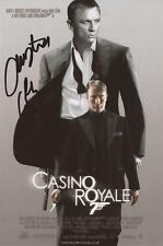 CASINO ROYALE* CHRISTINA COLE SIGNED 6x4 POSTER PHOTO+COA
