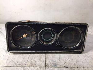 ✅ 1973 Chevrolet G10 G20 Van Instrument Speedometer Gauge Cluster