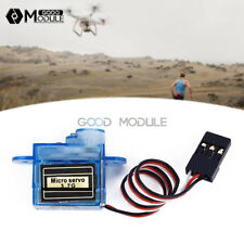 Servo 3.7g Tiny Mini Micro Nano For RC Airplane Helicopter /Drone/Boat