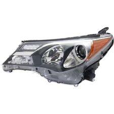 New Driver Side New Driver Side CAPA Headlight For Toyota RAV4 2013-2015