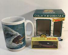 Rapala Collector Series Bass Mug w/ Bonus Rattlin Fatrap Lure Fishing