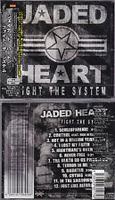 Jaded Heart-fight the system +1 (2014, Giappone CD + OBI) Pretty Maids, Masterplan