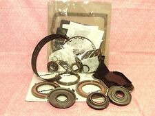 GM 4L60E 4L65E TRANSMISSION REBUILD KIT-CLUTCHES, BAND, FILTER & PISTONS 1998-03