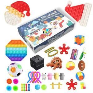 Fidget Toy Advent Calendar - PRE ORDER Christmas 2021- Simple Dimple Kids Toys