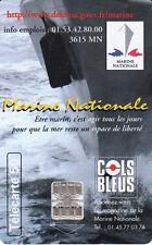 France télécarte 50 Marine nationale