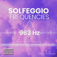 Solfeggio Healing Frequencies - 963 Hz Meditation CD - Mind and Body in Harmony