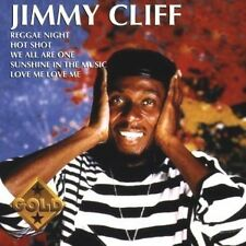 Jimmy Cliff Gold  SONY CD 1994