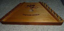 The Music Maker Musical Instruments Wooden Lap Harp Nepenenoyka