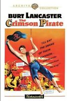 The Crimson Pirate [New DVD] Manufactured On Demand