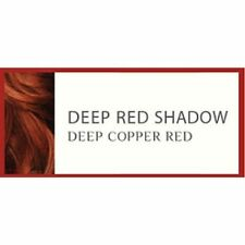 Powder Red Unisex Hair Colouring