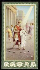 santino-holy card ediz. NB*** n.8092 S.TARCISIO M.