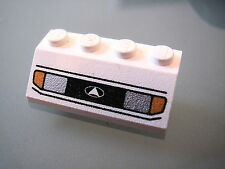 LEGO 3037px1 @@ Slope 45 2 x 4 with Headlights 1 Pattern @@ 6422 6548