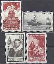 4 SELLOS DE 1946 Nº751/752/753/754 - NEUF LUXE GOMA ORIGINAL