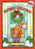 Arthur's Christmas : An Arthur Adventure by Brown, Marc Tolon
