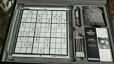 Sudoku Tabletop set by Sharper Image, in professional looking case