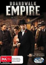 Boardwalk Empire : Season 2 (DVD, 2012, 5-Disc Set) R4 - New Unsealed - (D491)