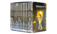 BOX COFANETTO 15 DVD FIFA WORLD CUP COLLECTION FULL SET 1930-2006 ITALIANO