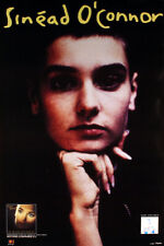 Sinead O'Connor 1990 I Do Not Want What I Haven't Got Original Promo Poster