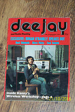 DEEJAY AND RADIO MONTHLY - 1973 - 46 pages