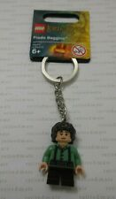 LEGO 850674 Lord Of The Rings FRODO BAGGINS HOBBIT Minifigure Minifig Keychain