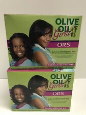 Lot Of 2 ORS Olive Oil Girls Relaxing System, 632169191550S371