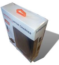 CUA5092A-UK 2-Power Universal Slimline - Power adapter - AC 100 -240 V - 90 Watt