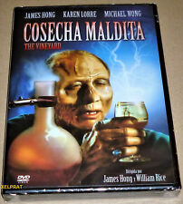 COSECHA MALDITA / THE VINEYARD - English Español - Precintada