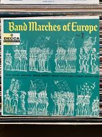 "Band Marches Of Europe - Part Two -  Decca ‎– ED 2405 - Vinyl 7"" 45 RPM"