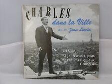 Charles Aznavour Orch. Dir. Jean Leccia – Charles Dans La Ville       460 V 349