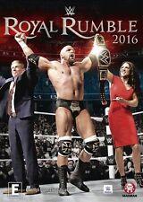 WWE - Royal Rumble 2016 Wrestling Brock Lesnar REG 4..NEW & SEALED     TS1