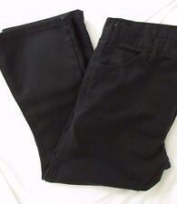 "Mens ""Dickies"" Size W42 X L32, Black, Straight Leg Jeans with Cell Phone Pocket"