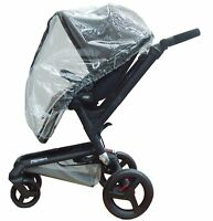 NEW Heavy Duty RainCover to Fit Jane Rider and Trider for Newborn(Transparent)