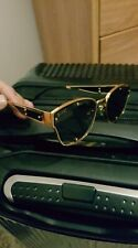 Mens 24k Gold Plated 9five Sunglasses