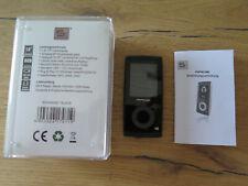 RACE MP3 PLAYER 8 GB S2 DIGITAL BUETOOTH SCHWARZ