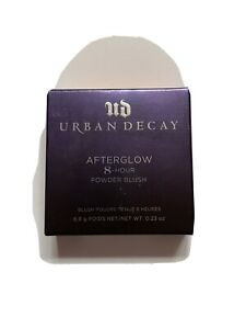 Urban Decay Afterglow 8 hour powder blush Indecent