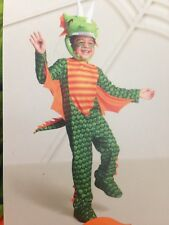 Toddler Boys' Dragon Costume Hyde and Eek! Boutique Size 2-3T NWT