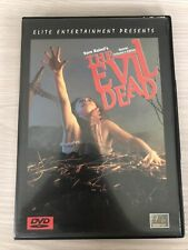 The Evil Dead (Dvd, 1999, Special Edition)