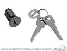 1964 1965 1966 Ford Mustang Ignition Key Cylinder And Keys  Key Set