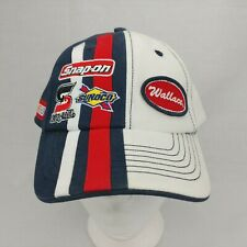 Rusty Wallace Snap On Strap Back Ball Cap Nascar Racing Hat Sunoco Snapon #2
