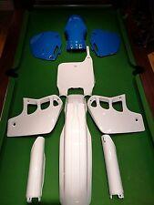 Honda CR500 1991 2001 Blue White Peak Pro Circuit Plastics kit set fenders panel