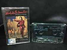 Michael Jackson Blood on the Dance Floor HIStory in the Mix Cassette Tape (1997)