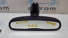 2008 JAGUAR X-TYPE FACELIFT FRONT INTERIOR REAR VIEW MIRROR AUTO DIMMING X400AHL