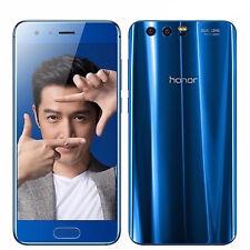 BNIB Huawei Honor 9 L09 64GB Dual-SIM Blue Android Factory Unlocked 4G Simfree