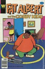 Fat Albert and the Cosby Kids #29 VG 1979 Whitman Stock Image Low Grade