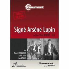 "DVD ""Signé Arsène Lupin"" Robert Lamoureux   NEUF SOUS BLISTER"