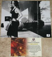 CLEARANCE SALE! GORGEOUS Amy Adams Signed Autographed 8x10 Photo GA GV GAI COA!