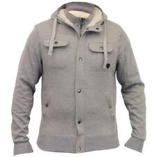 Cappotti e giacche da uomo con cappuccio con bottone taglia M