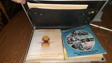 Old Gold Prospectors Briefcase And Metal Detector