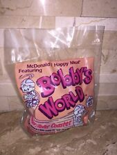 MCDONALDS BOBBYS WORLD SKATERS ROLLER COASTER  HAPPY MEAL TOY