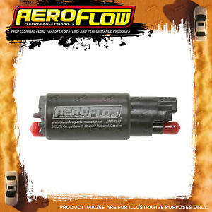Aeroflow Hi Flow Electric Fuel Pump Flows 325Lph @ 29Psi AF49-1040